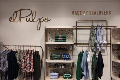 La firma gallega de moda sostenible elPulpo inicia su expansión en España de la mano de El Corte Inglés