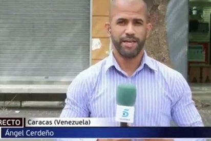 Ángel Cedeño: muere por falta de asistencia sanitaria el corresponsal de Telecinco en Venezuela