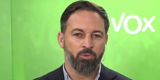 """Santiago Abascal (VOX): """"Con el PP de Ayuso tenemos la interlocución que no tenemos con Casado"""""""