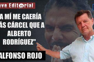 "Rojo vs. Pereira: ""Si yo patease a un Policía como hizo Alberto Rodríguez, me caería mucha más cárcel"""