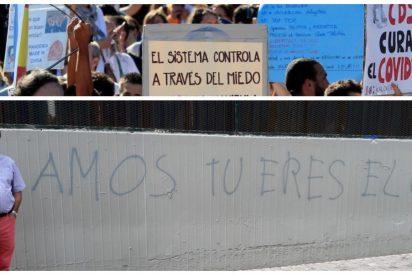 El epidemiólogo Amós García denuncia en redes el acoso de los antivacunas