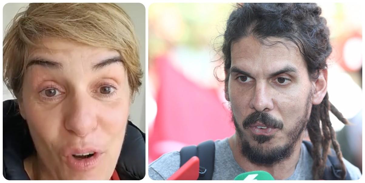 El papelón de Anabel Alonso: meneo en Twitter a la actriz por apoyar al agresor podemita Alberto Rodríguez