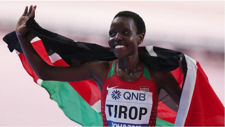 Asesinan a puñaladas a la atleta keniata Agnes Jebet Tirop