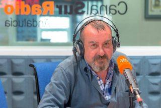 Muere en el estudio de radio, mientras transmitía, Alberto Petengui, periodista de Canal Sur