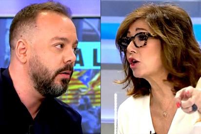 Maestre acusa a Ana Rosa de mentir y sale trasquilado por los propios datos de 'Público'