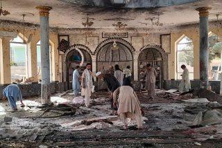 Atentado terrorista en una mezquita de Afganistán: al menos 50 muertos y 140 heridos