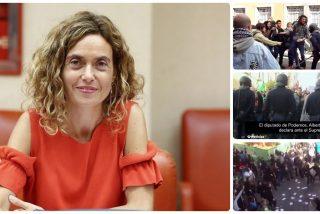 La Guardia Civil sopapea a Batet por maniobrar para que el podemita pateador de policías mantenga su escaño