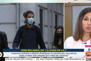 El deleznable argumento de Ione Belarra para defender al agresor Alberto Rodríguez da pavor