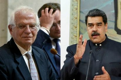 """El socialista Borrell se empecina en legitimar la farsa electoral de Maduro: """"No se puede pretender que sea como en Suiza"""""""