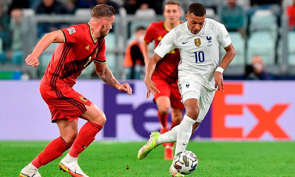 Una Francia feroz se verá las caras con España en la final de la Nations League