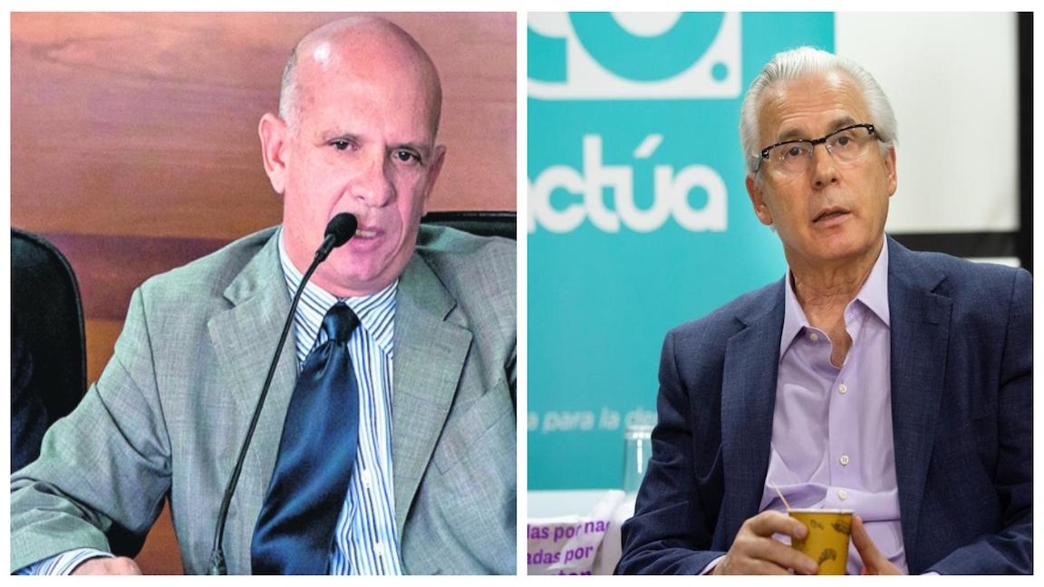'El Pollo' Carvajal acorrala al exjuez Garzón entregando en la Audiencia Nacional sus millonarios contratos con PDVSA