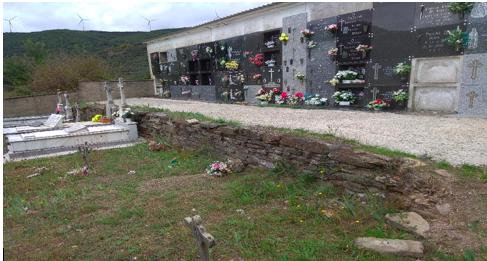 "Manuel I. Cabezas González: ""Campo santo encementado"""