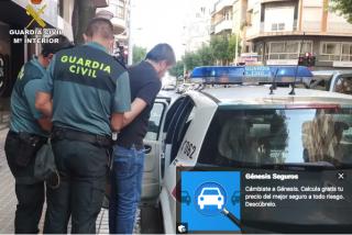 Capturan al 'pequeño Nicolás de Crevillent' por un delito de odio a la Guardia Civil
