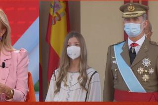 """El 'bullying' de Carmen Lomana a la Infanta Sofía: """"Tiene una melena a lo Pantoja y las piernas gordas"""""""