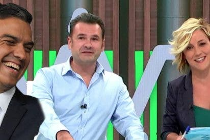 """Cristina Pardo defiende que Sánchez se suba el sueldo: """"¡Cobra muy poco!"""""""