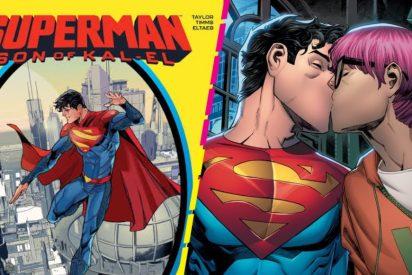 'Idiotas Sin Fronteras': anuncian que el nuevo Superman será bisexual