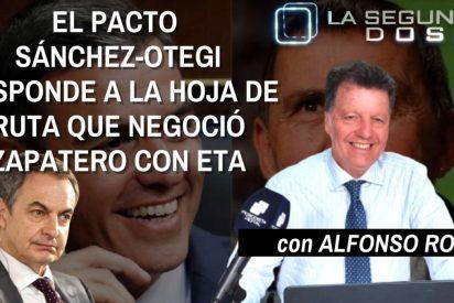 El pacto Sánchez-Otegi responde a la hoja de ruta que negoció Zapatero con ETA