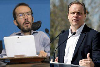 Daniel Lacalle tapa la boca a Pablo Echenique por relacionar al PP con los evasores fiscales