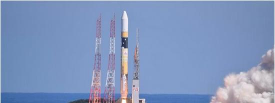 Japón lanza al espacio el primer satélite para renovar su GPS nacional