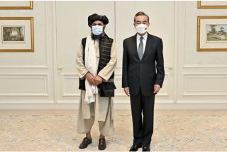 China refuerza a los talibanes y busca ser el motor económico de sus planes en Afganistán
