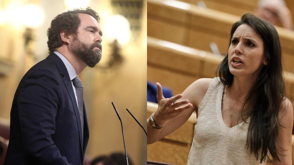 """De los Monteros sacude a la ministra de Igualdad por el dislate de las """"miradas impúdicas"""": """"Ni la inquisición llegó a tanto"""""""