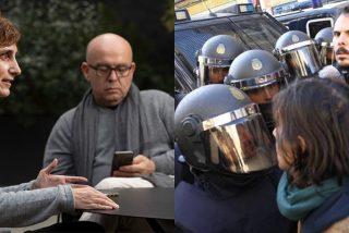 Un colaborador de ETA y su esposa: los abogados que usará el 'pateapolicías' de Podemos para acorralar a Batet