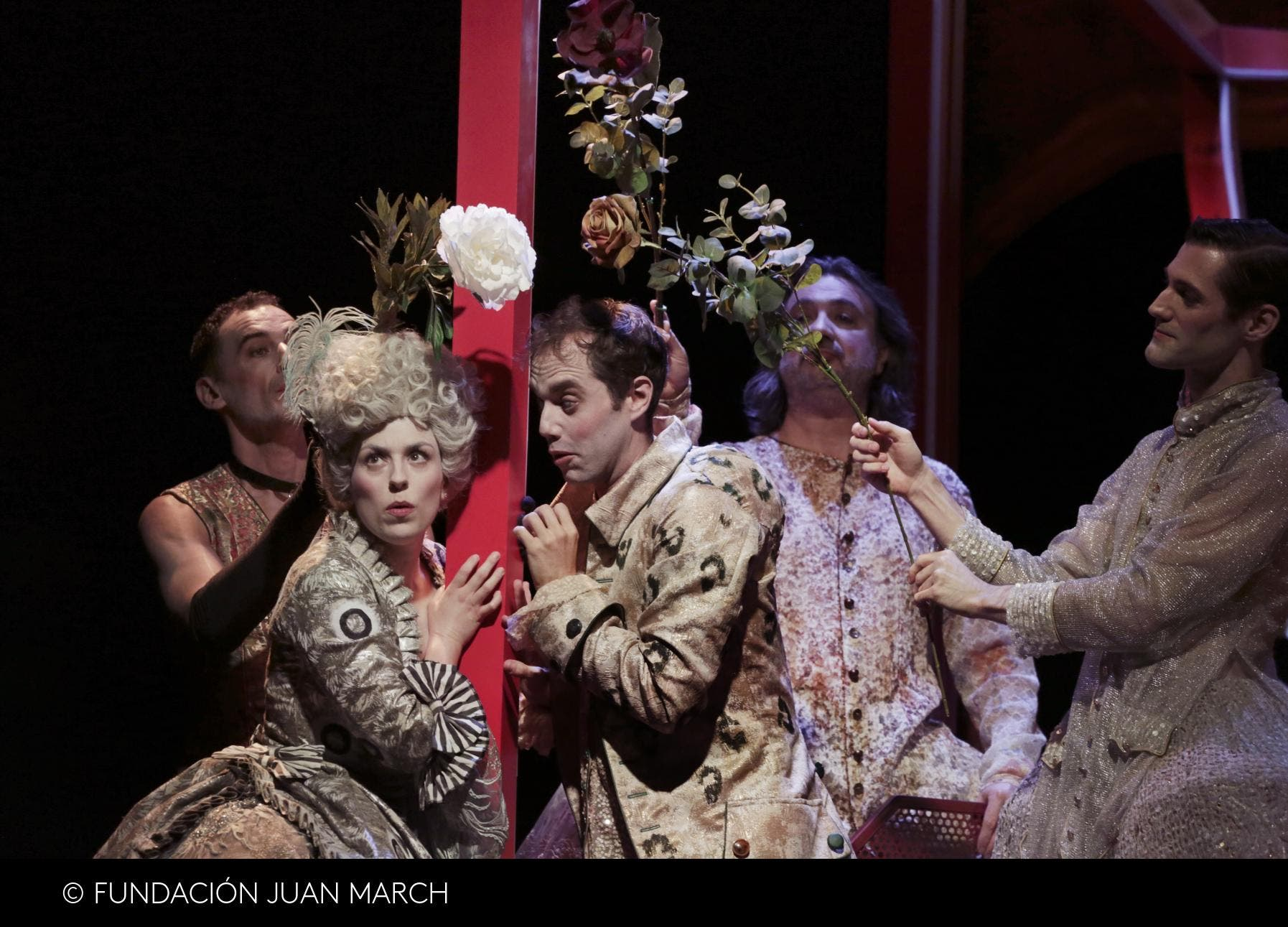 'I tre gobbi', tres gibosos y un compositor llamado Manuel García