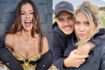 """Máxima tensión en el 'triángulo amoroso' Icardi, Wanda y 'la China' Suárez: """"Otra familia que arruinaste por zorra"""""""