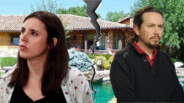 Reaparece el 'divorciado' Iglesias en un acto de Podemos: ¿dónde está Irene Montero?