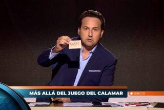 "Iker Jiménez: ""'El juego del calamar' es una serie muy extraña"""