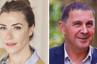 """La presentadora Inés Sainz carga contra Otegi: """"A ver si tiene las narices de decirme a la cara que ha sufrido mucho"""""""