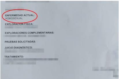 """Polémica en Murcia: Un médico diagnostica como """"enfermedad"""" la homosexualidad de una joven"""
