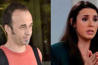 """Troleo a Irene Montero tras ser citada al acto de conciliación con el ex de Juana Rivas: """"Prepara los 80.000 euros"""""""