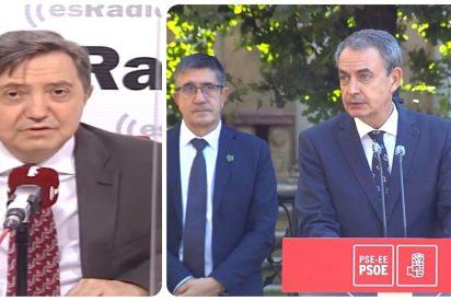 """Losantos: """"No es que ETA se haga más demócrata, sino que el PSOE se hace más etarra"""""""