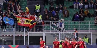 Liga de Naciones: España logra su 'vendetta' en San Siro y pasa a la final