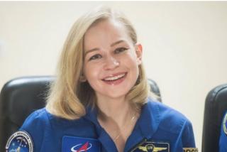 Así será el viaje espacial que hará una actriz rusa para rodar fuera de la Tierra