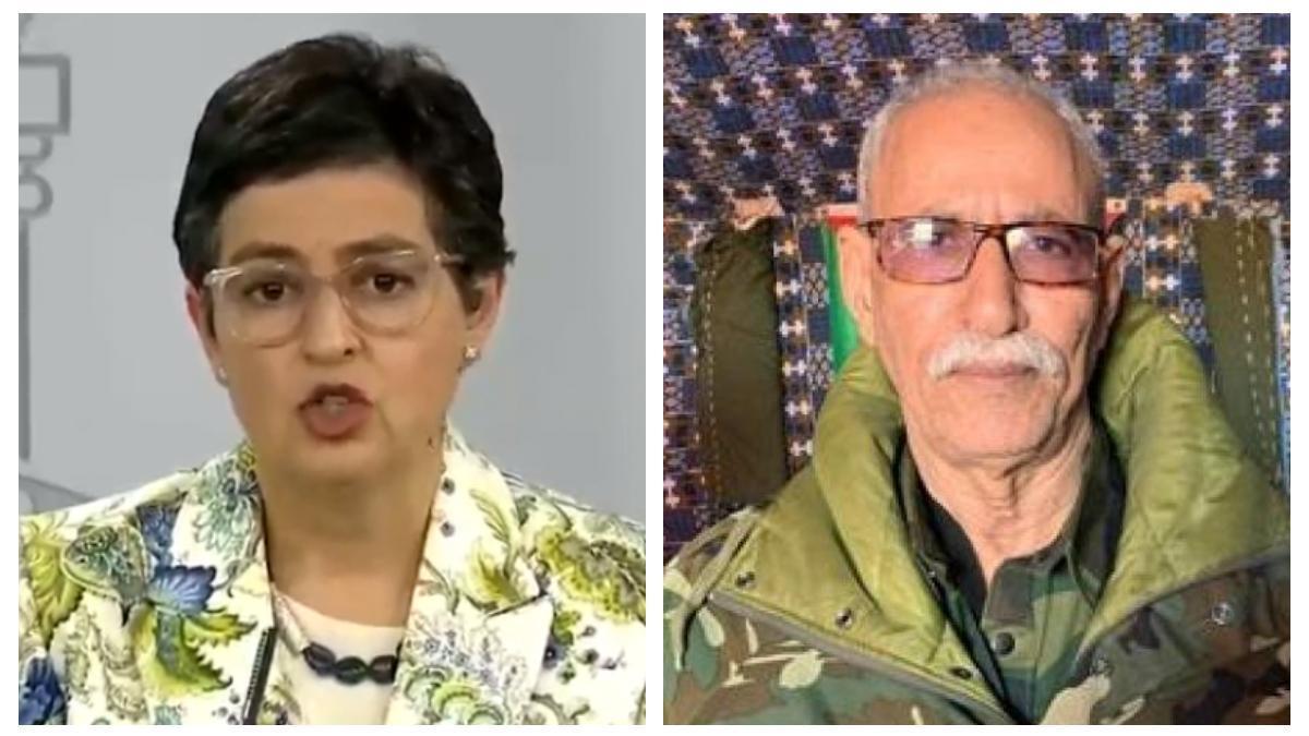 """El juez del 'caso Ghali' se harta de los """"secretos"""" de Laya y desmonta su versión de la llegada del líder del Frente Polisario"""