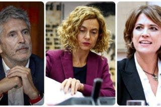 """Inda acorrala a Delgado, Batet y Marlaska: """"Si los jueces no se levantan contra estos fascistoides, la democracia tiene sus días contados"""""""