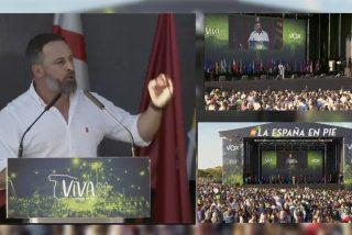 """Santiago Abascal: """"Nosotros, los de VOX, no pedimos perdón a los progres"""""""