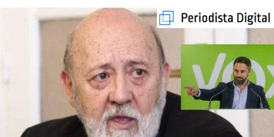 Tezanos impulsa la ilegalización de VOX desde una revista subvencionada por Sánchez