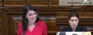 Macarena Olona (VOX) sacude 6 zascas a la ministra de Justicia de Sánchez