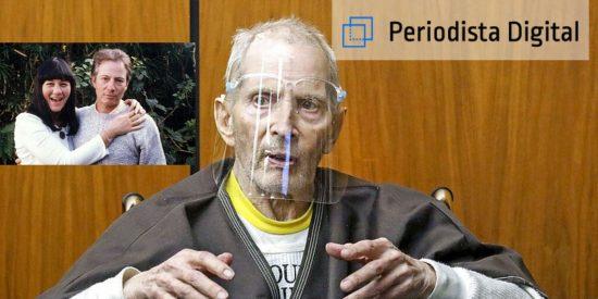 Condenan a cadena perpetua al multimillonario Robert Durst por el asesinato de su mejor amiga
