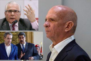 """El Pollo Carvajal: """"El socialista Zapatero es ahora propietario de una mina de oro en Venezuela"""""""