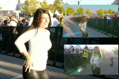 VOX: Dale a tu cuerpo alegría Macarena... Olona