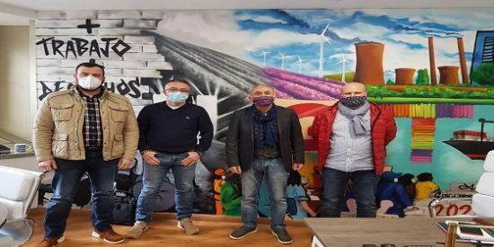 UGT y la Union de Guardias Civiles exigen la readmisión y restitución de derechos de 5 compañeros expulsados de la Guardia Civil