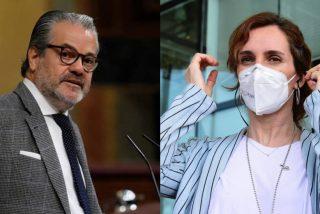 Pillan a la 'pistolera' Mónica García detonando un nuevo bulo feminista y De Quinto le 'azota' en Twitter