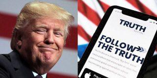 Trump ataca a Facebook y Twitter y pide a sus partidarios que se unan a 'Truth Social'
