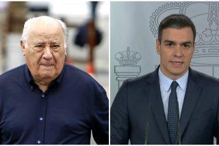 Amancio Ortega dona 280 millones más para Sanidad y Sánchez le humilla con otra de sus mentiras