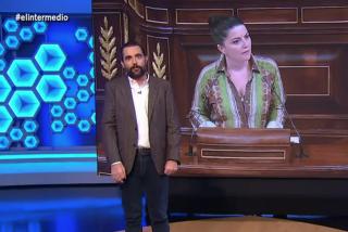"""Olona 'aprieta las tuercas' a Dani Mateo por su bromita sobre VOX: """"Espero que sea más consciente de lo que habla"""""""