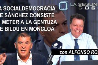 La socialdemocracia de Sánchez consiste en meter a la gentuza de Bildu en la Moncloa